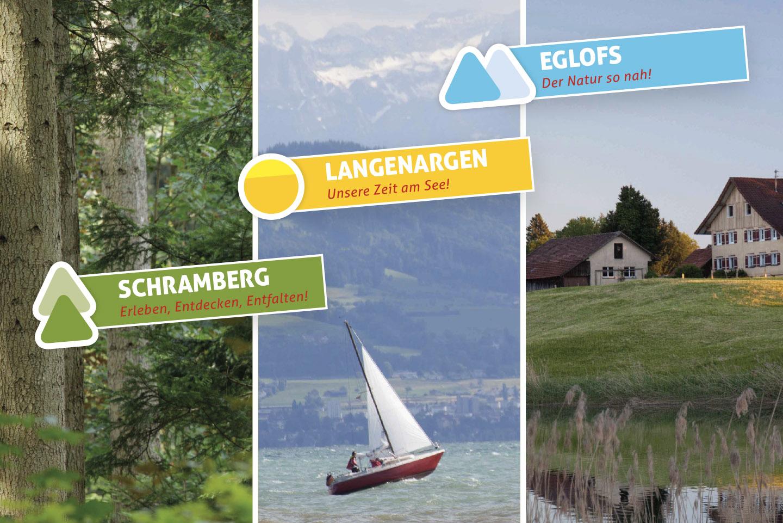 Bild mit den drei Standorten und den Standortlabels