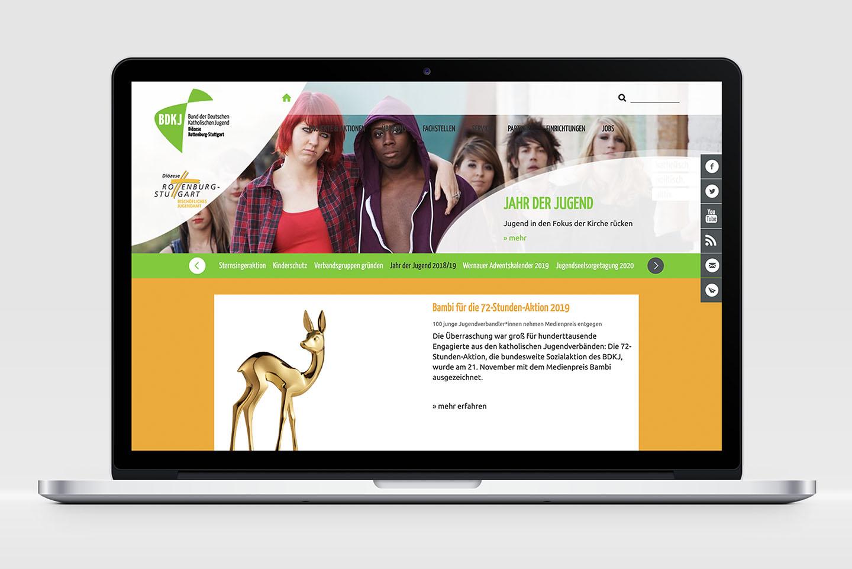 BDKJ Homepage