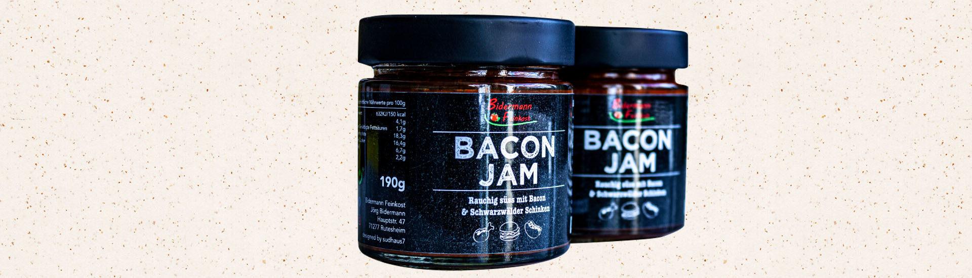 Bidermann Bacon Jam