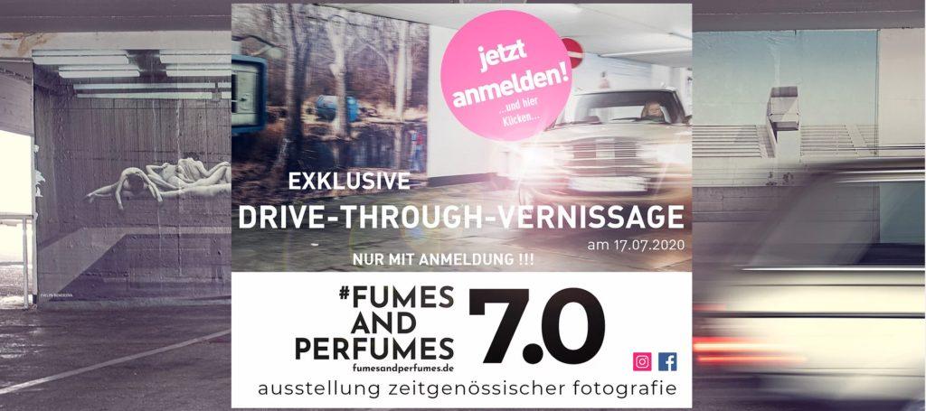 #Fumes and Perfumes 7.0 im Stuttgarter Parkhaus Züblin.