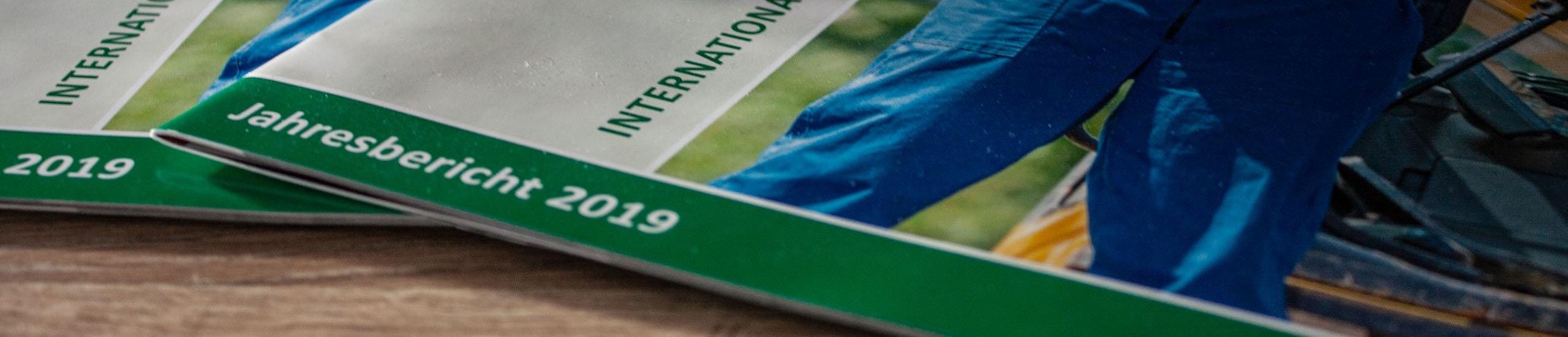 EMS Jahresbericht 2019