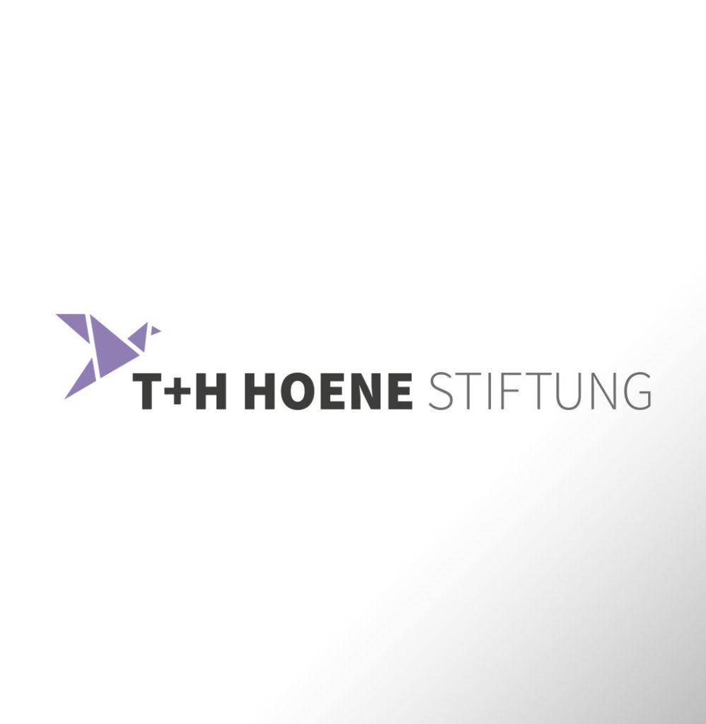 T+H Hoene Stiftung Logo