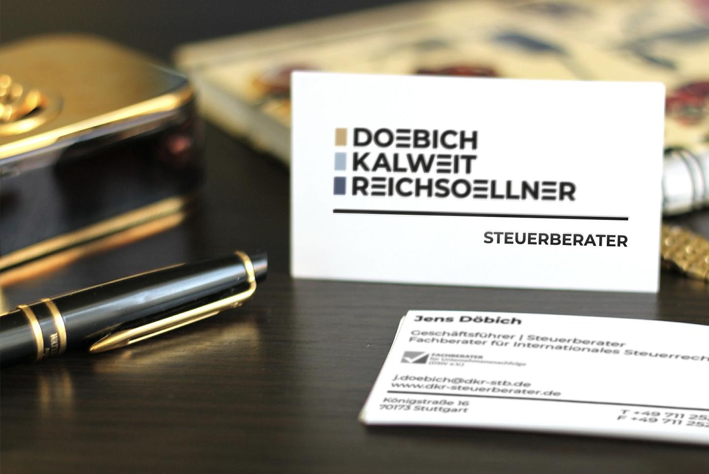 DKR Sudhaus7 Mockup Visitenkarten