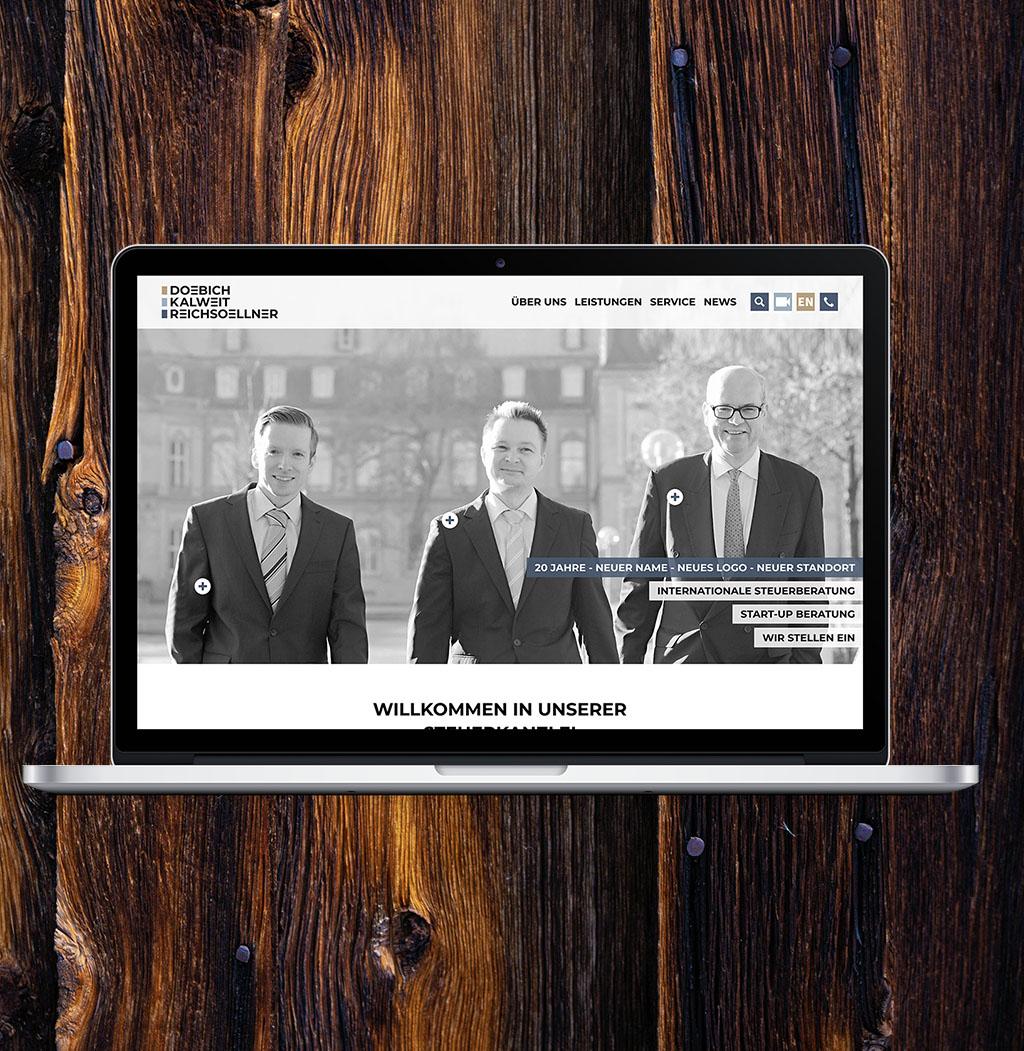 DKR Website