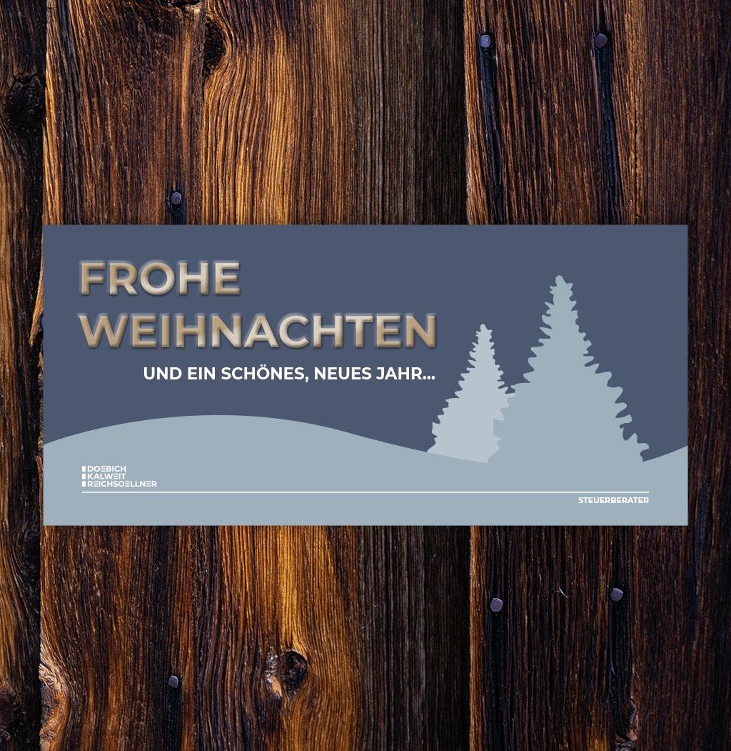 DKR Weihnachtskampagne