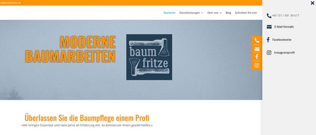 baumfritze sticky banner S7